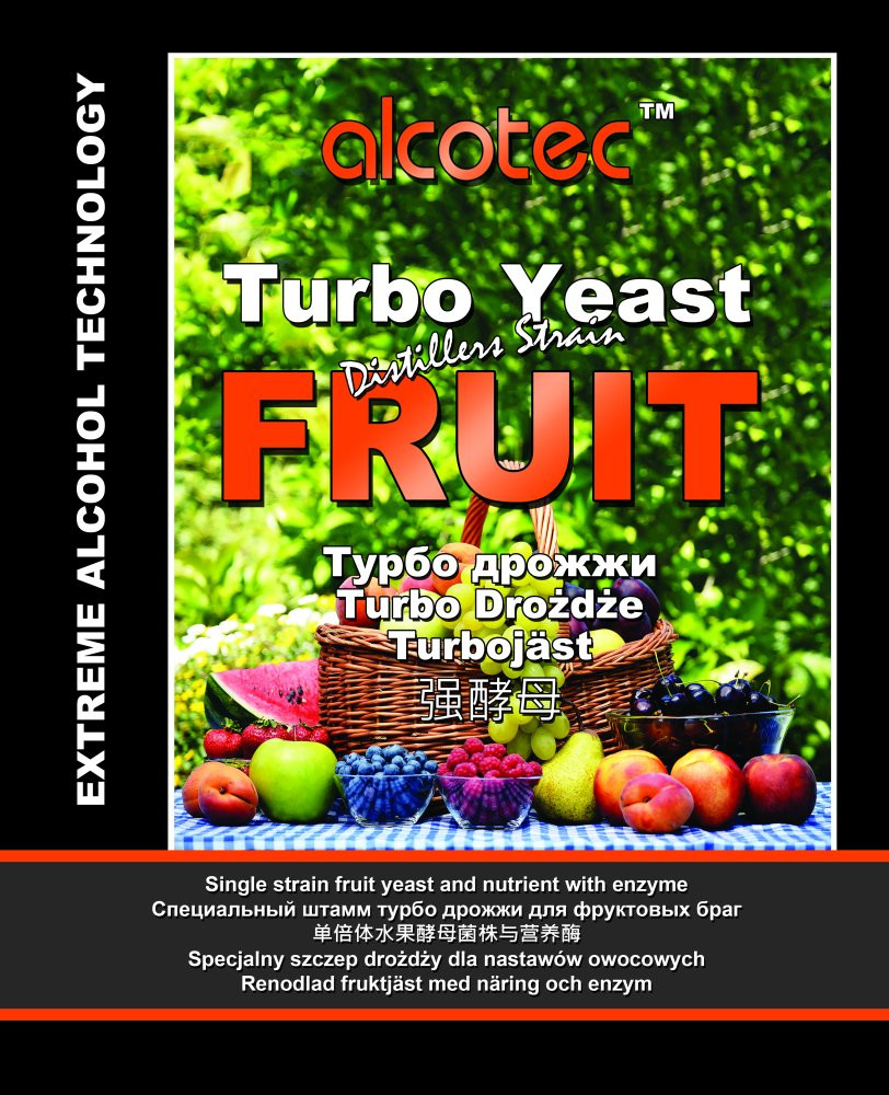 Alcotec Fruit Turbo Yeast