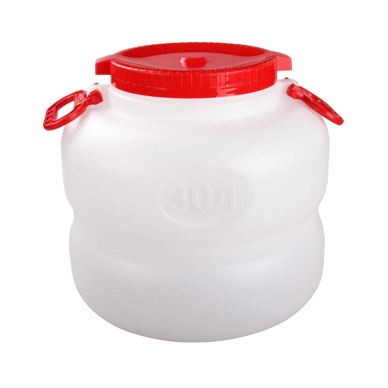 Plastic Fermenting Bucket 30l