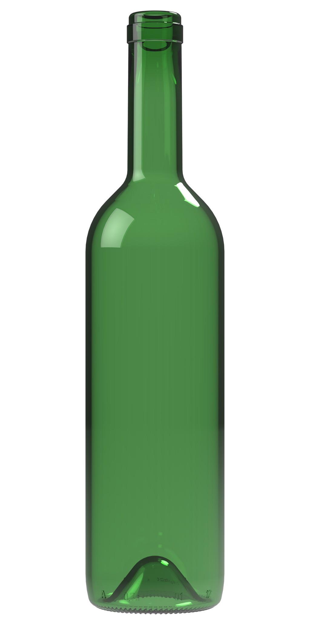 """Wine Bottle """"Bordeaux"""" 700 ml (12/Case)"""