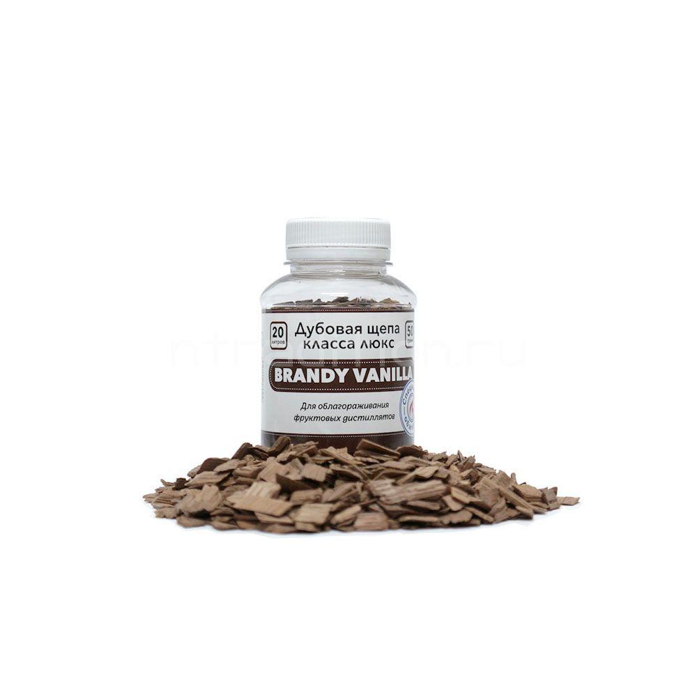 """Oak chips """"Brandy Vanilla"""" (France, special firing), 50 g"""