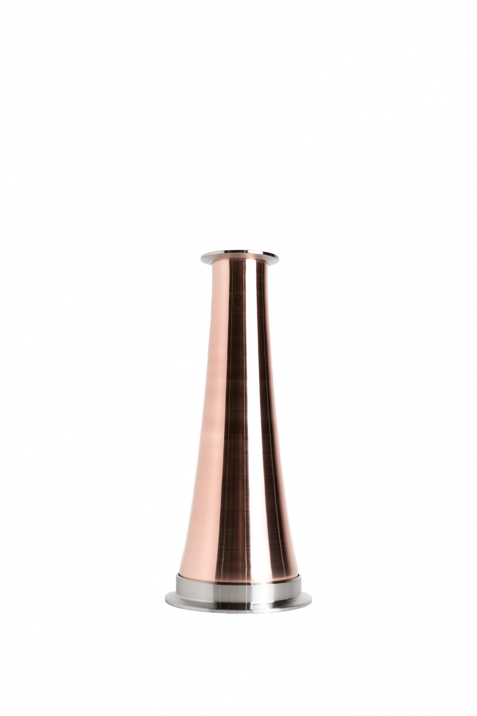 "Copper cone ""Premium"" TRI-CLAMP 2""-4"""