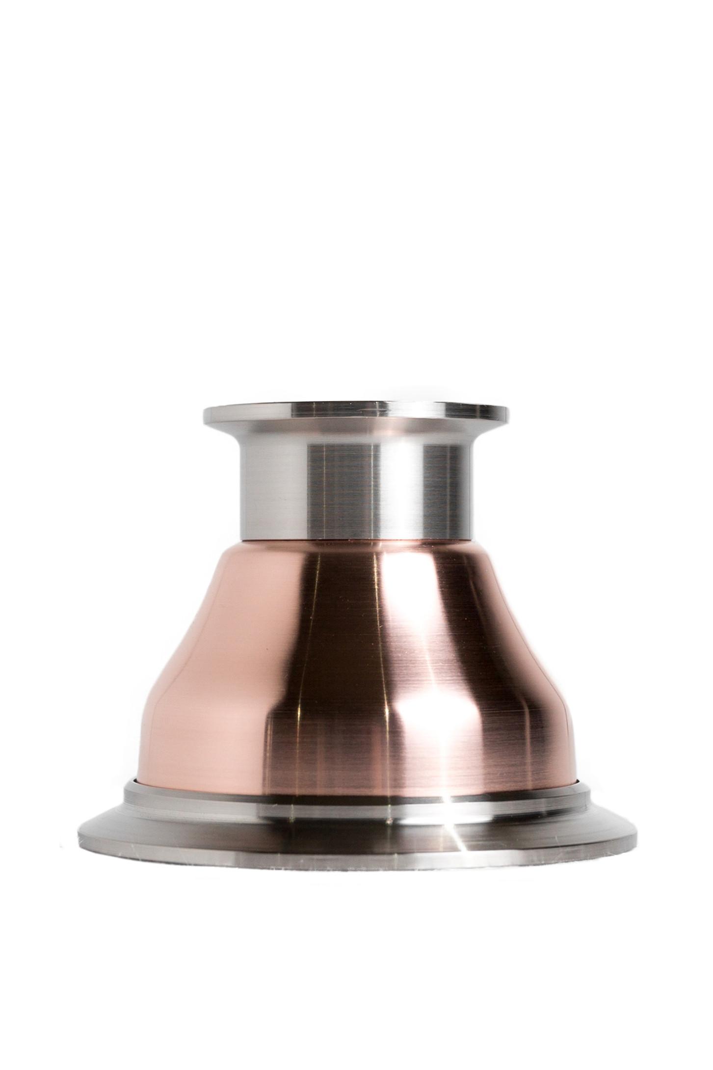 """Copper reducer (TRI-CLAMP 1,5""""-3"""")"""
