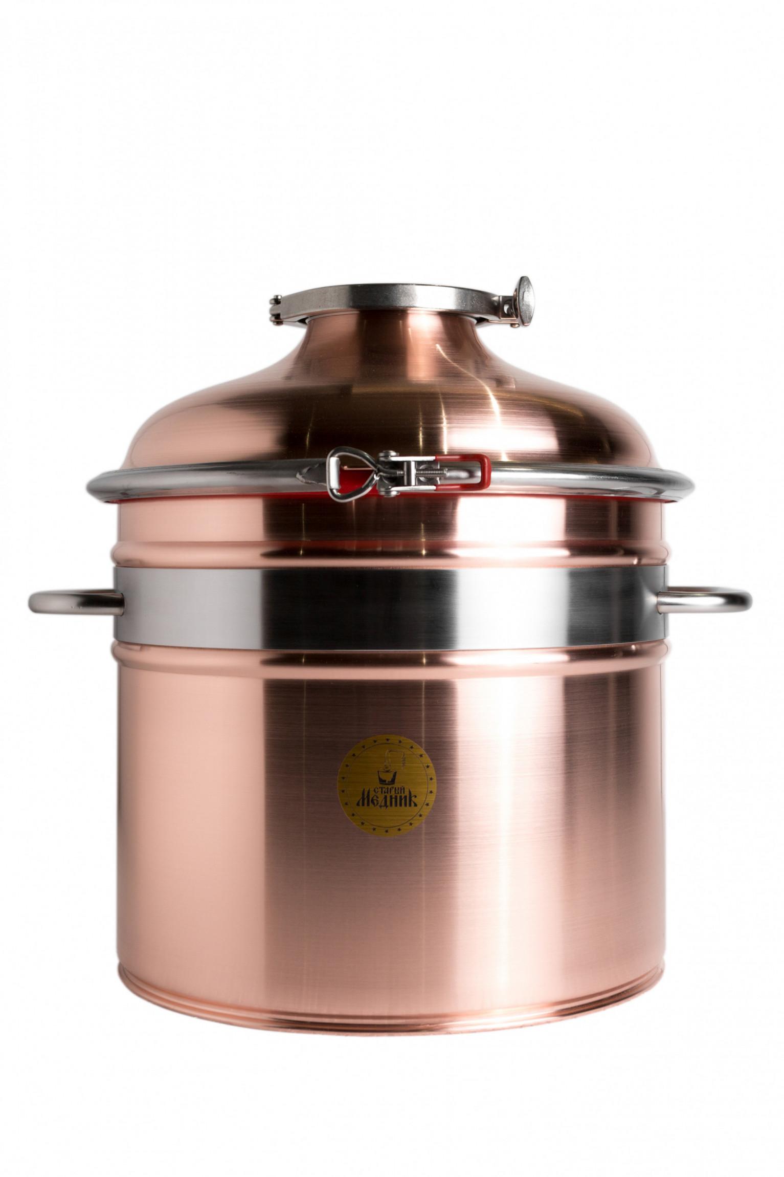 "Copper boiler 25L Medium ""Old Coppersmith"""