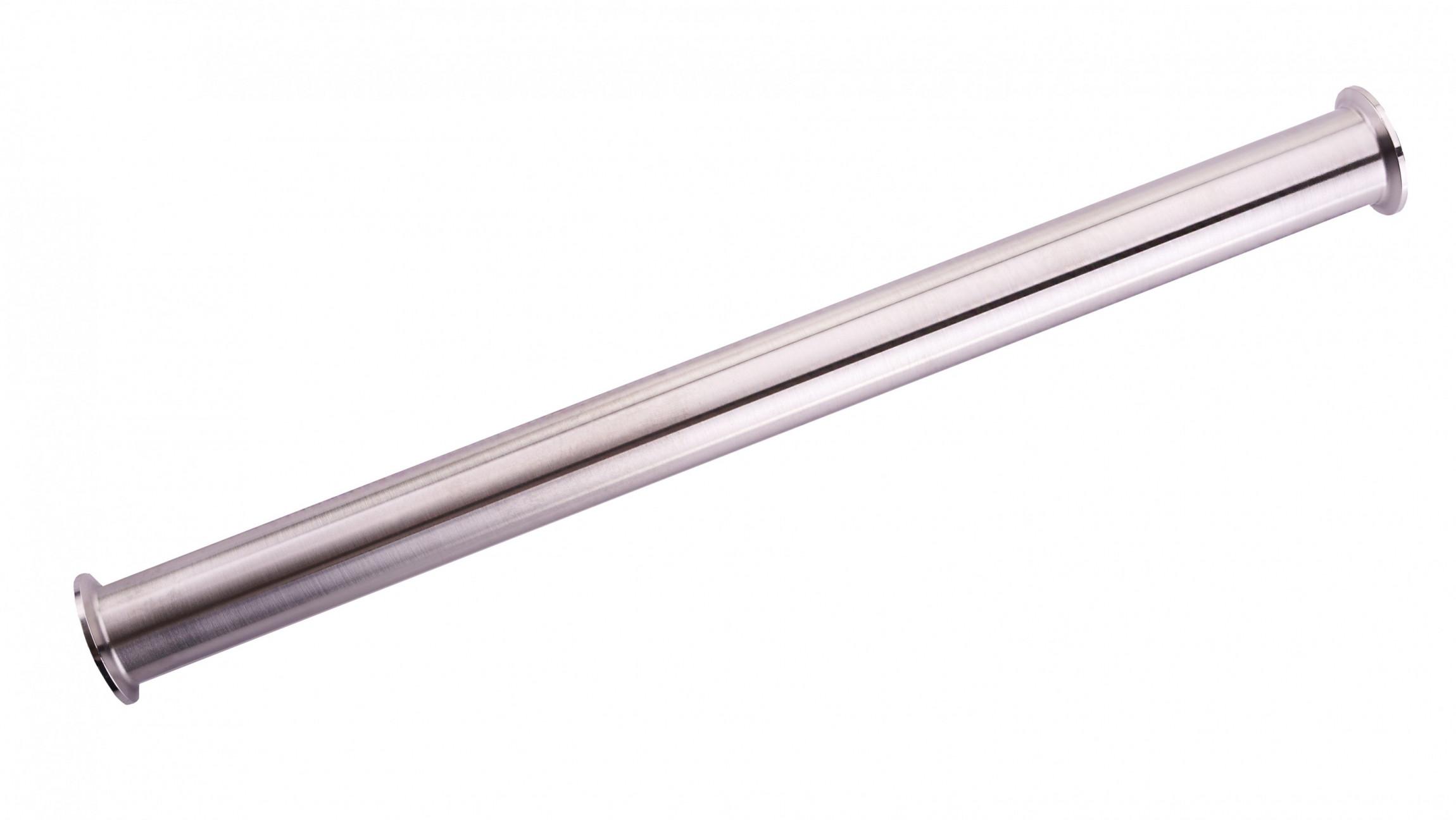 "Steel pipe 50 cm, TRI-CLAMP 1.5"""