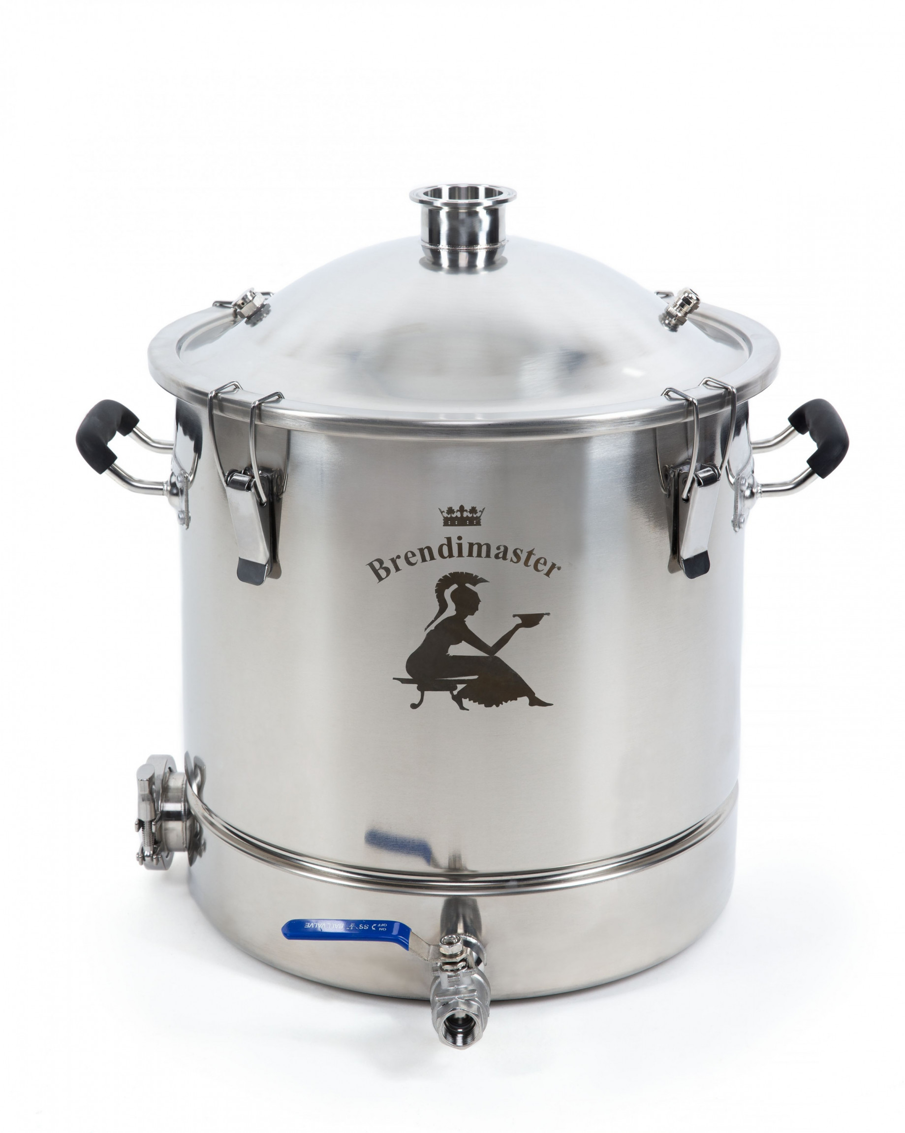 "Steel Boiler ""Brendimaster"" 30 l (Tri-Clamp 2"")"