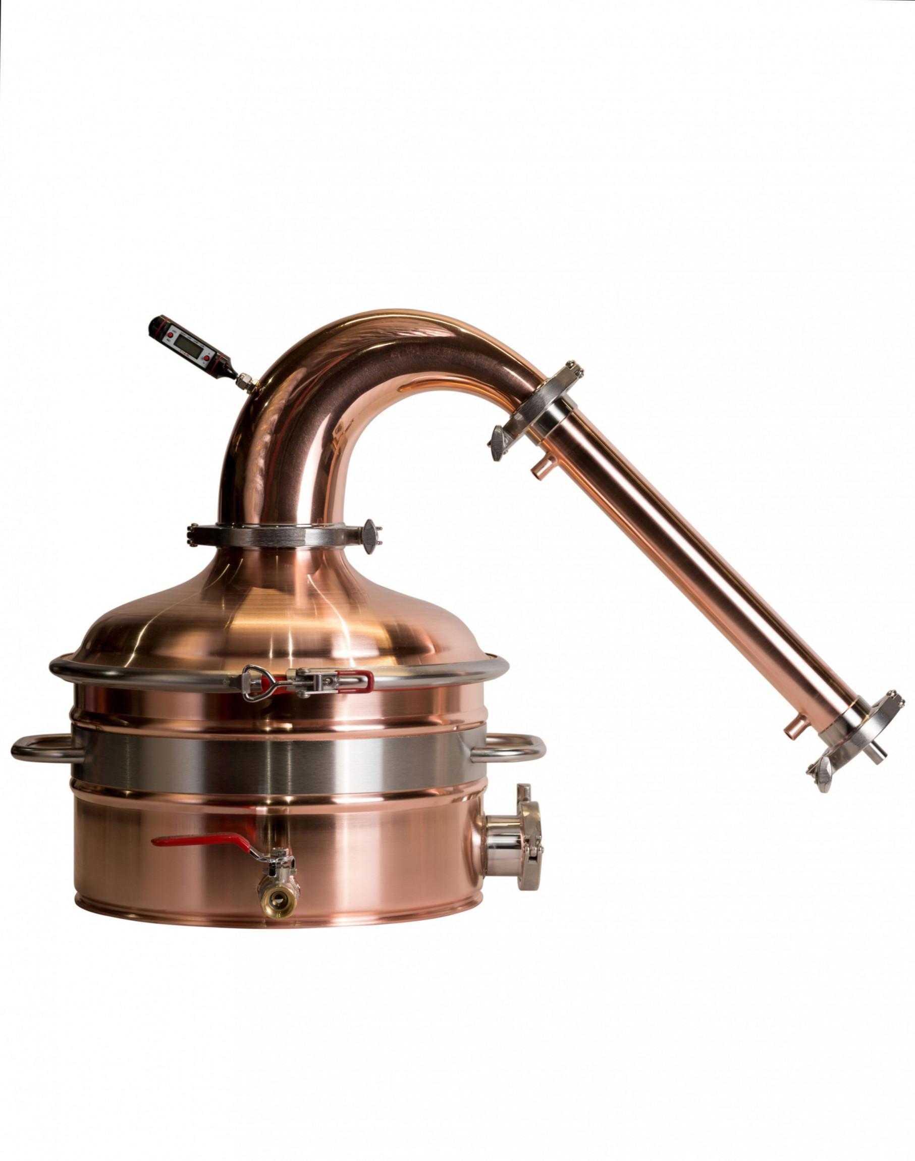 """Pot Still 17 l Medium """"Old Coppersmith"""""""