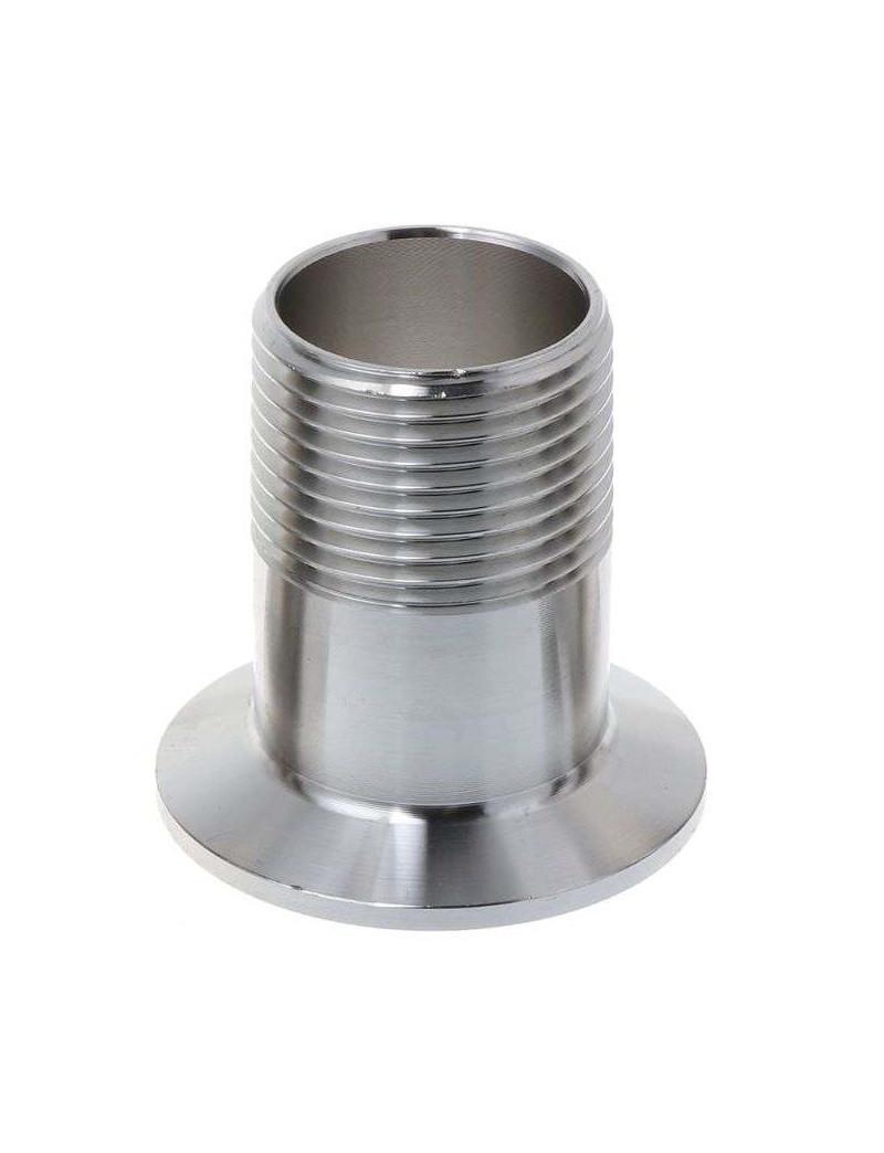 "1,5"" Tri-Clamp x 3/4 "" Male Thread Adapter"