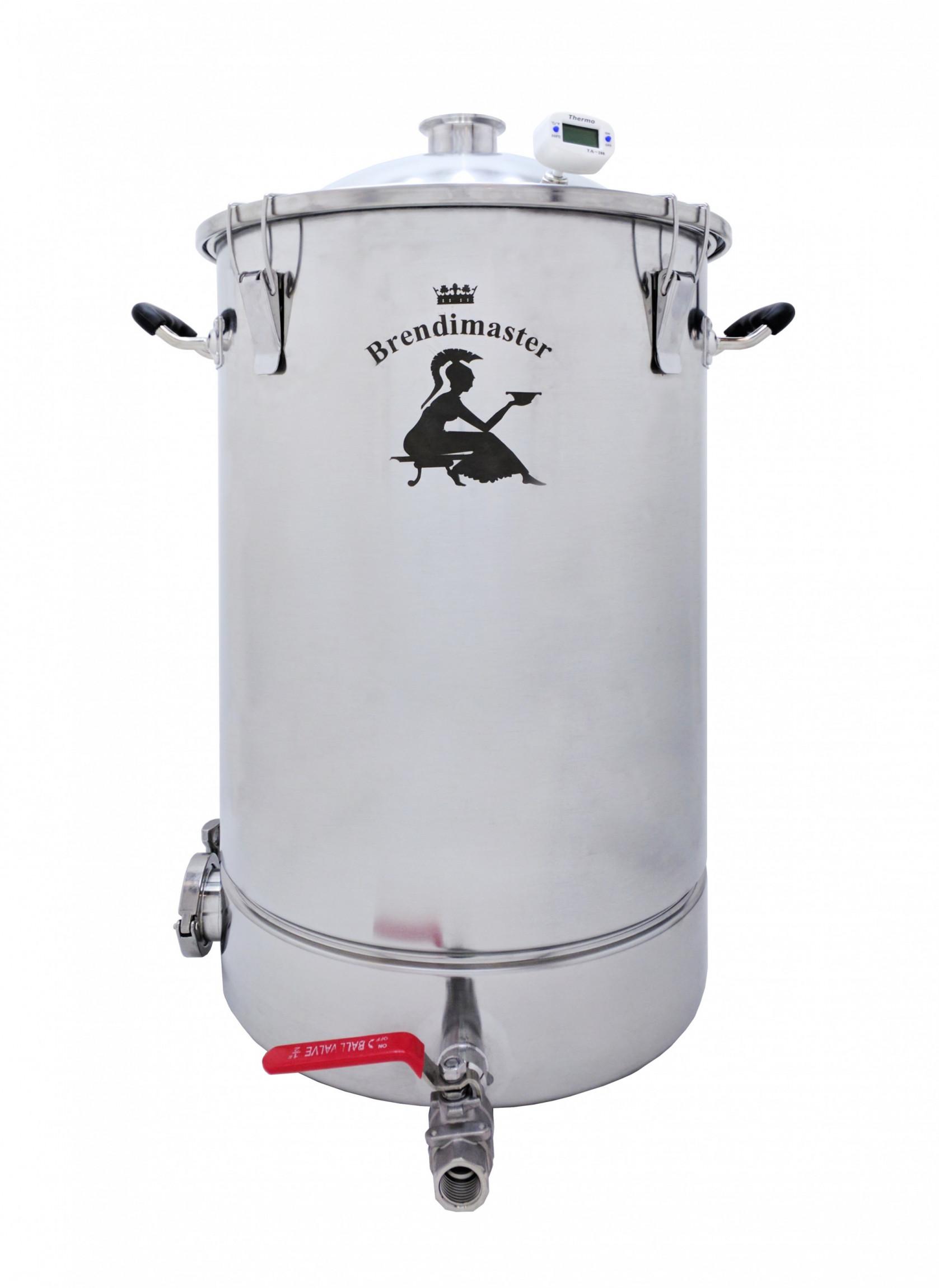 "Steel Boiler ""Brendimaster"" 50 l (Tri-Clamp 2"")"
