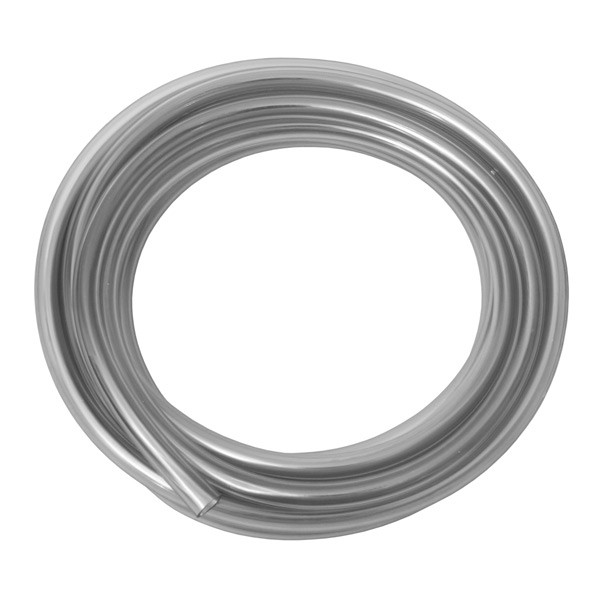 10 mm Clear Flexible PVC Still Condenser Tubing
