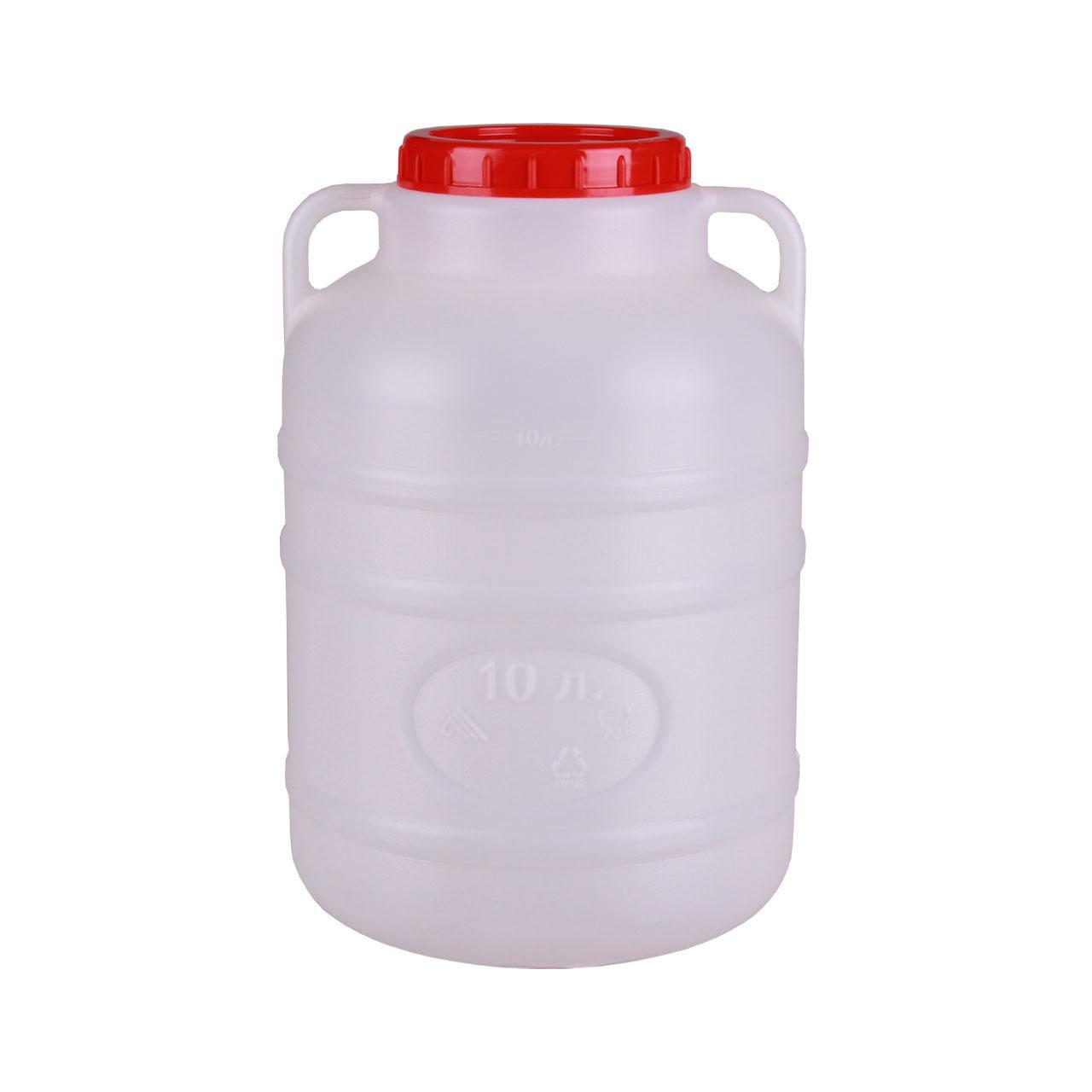 Plastic Fermenting Bucket 10l