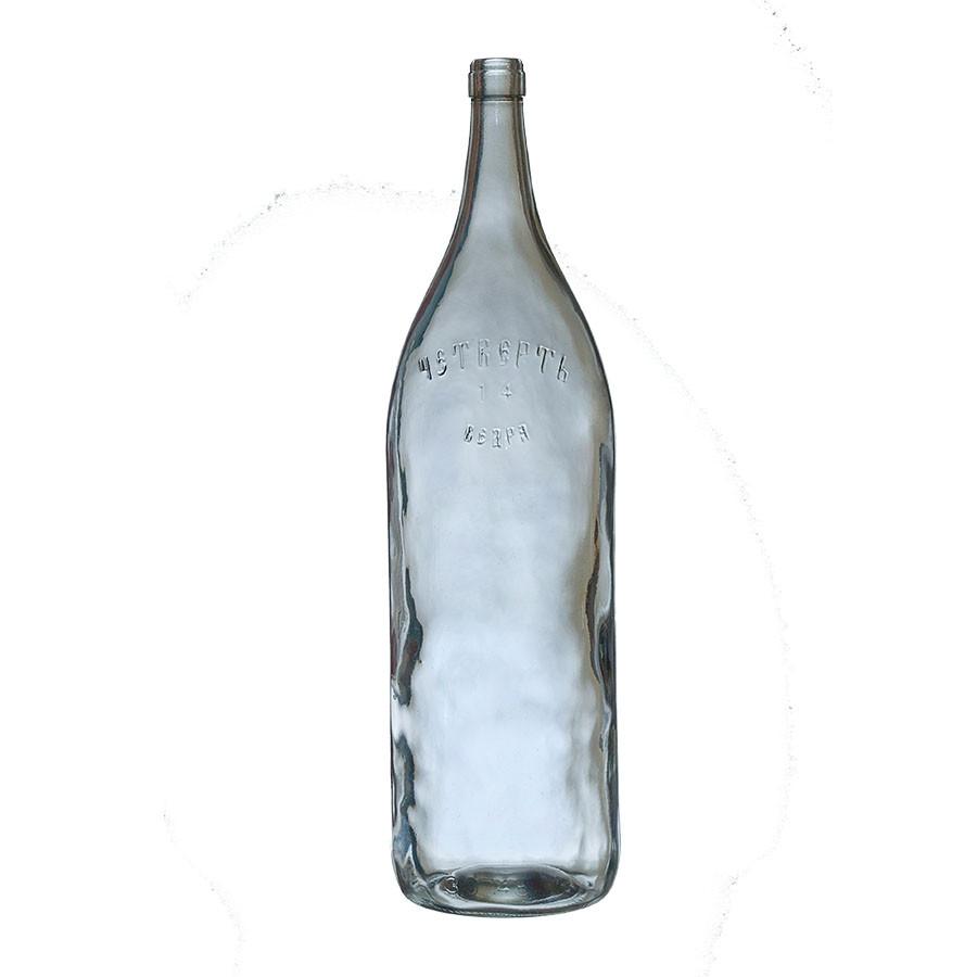 "Bottle ""Quarter"" (GlassGo, 3 l)"