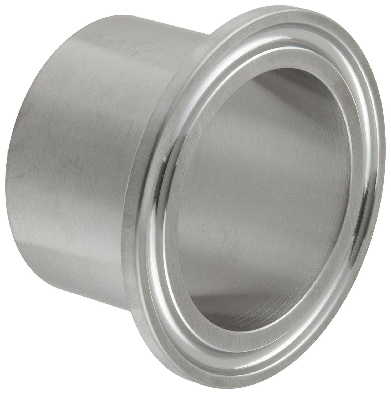 "1.5"" Steel Tri-Clamp weld ferrule"