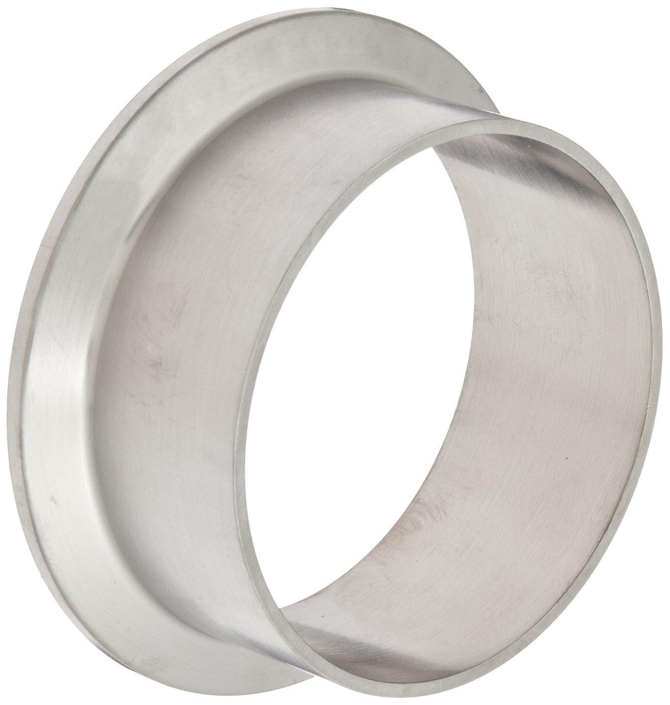 "2.5"" Steel Tri-Clamp weld ferrule"