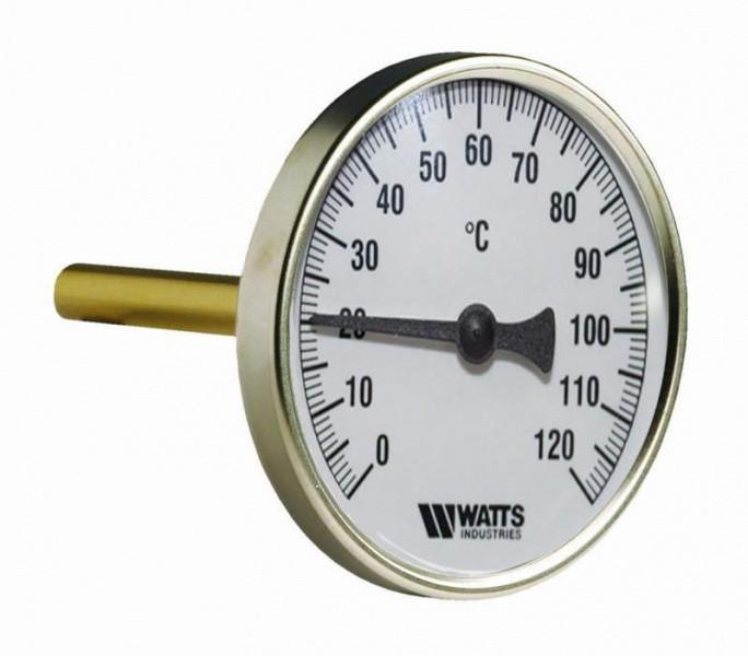 """Bimetallic thermometer """"Stout"""" (0-120°C)"""