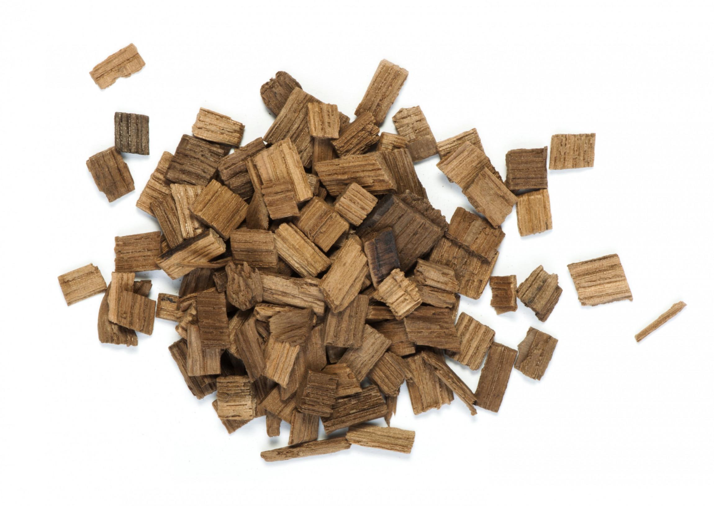 Oak chips (medium firing), 50 g