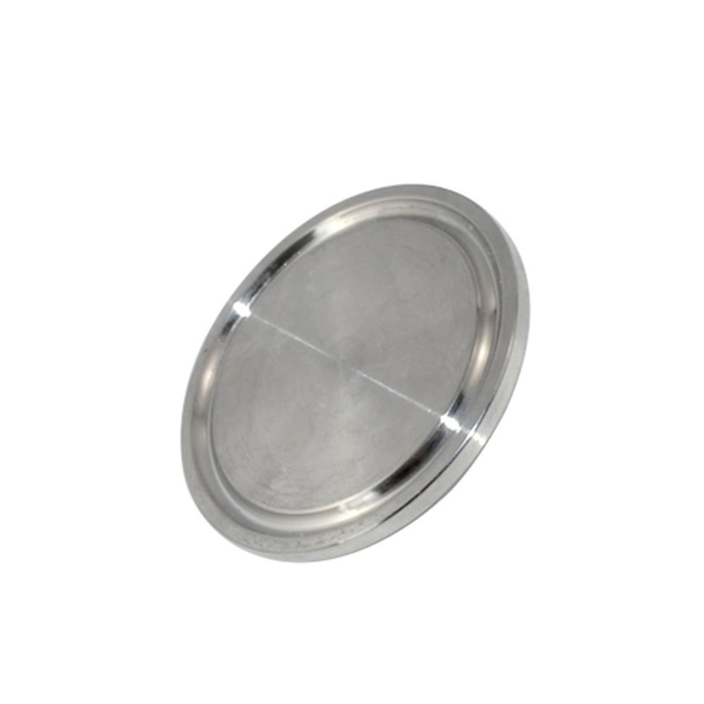 """Stainless Steel Cap TRI-CLAMP 1.5"""""""