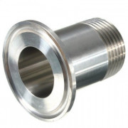"2"" Tri-Clamp x 1-1/4 "" Male Thread Adapter"