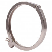 "6"" Stainless steel tri-clover clamp"