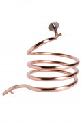"Copper cooling-water jacket сondenser (Tri-Clamp 2"", 300 cm)"