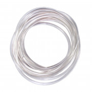 Chemical & Alcohol Resistant Silicone Tubing 10 mm